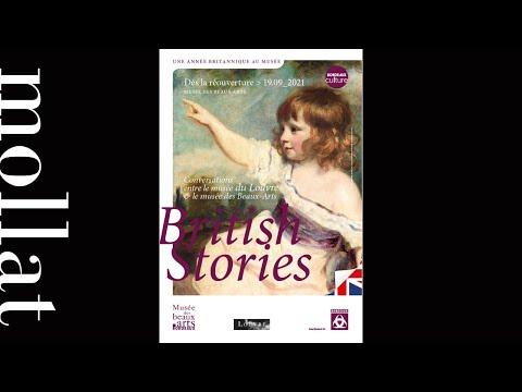Exposition British Stories - Musée des Beaux-Arts 2