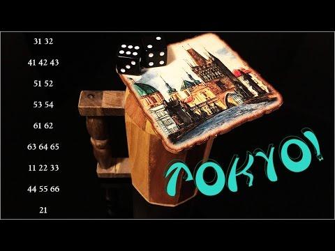 Tokyo! - [Un gioco che FINALMENTE BASTANO 2 DADI!]