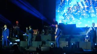 Baby Can I Hold You Tonight - Boyzone ( Boyzone BZ20 : The Anniversary Tour )