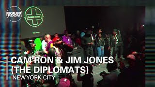 Cam'ron & Jim Jones (The Diplomats) 'I Really Mean It' Live | BR x Places+Faces – NYC