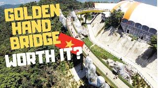 Golden Bridge, Da Nang