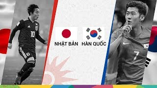 chung ket olympic han quoc olympic nhat ban full asiad 2018 vtc now