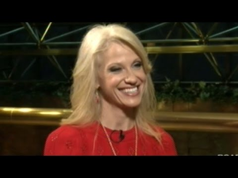 Kellyanne Conway Talks About Meeting Donald Trump And About Moving Her Family To Washington DC