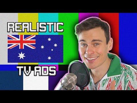 If Aussie TV Ads Were Realistic
