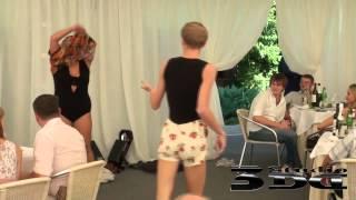 Танцевально юмористическое шоу Боня и Кузьмич 1