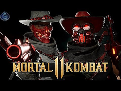 Mortal Kombat 11 Online - NEW KOMBAT LEAGUE ERRON BLACK SKIN!
