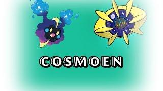 Cosmoem  - (Pokémon) - ¿Cómo conseguir a Cosmoem? Pokémon Sol y Luna/UltraSol & UltraLuna