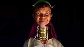 Ancient Tradition Of Long-neck Women Fades As Myanmar Develops