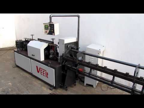 SUPER-1200T TMT Wire Straightening Machine
