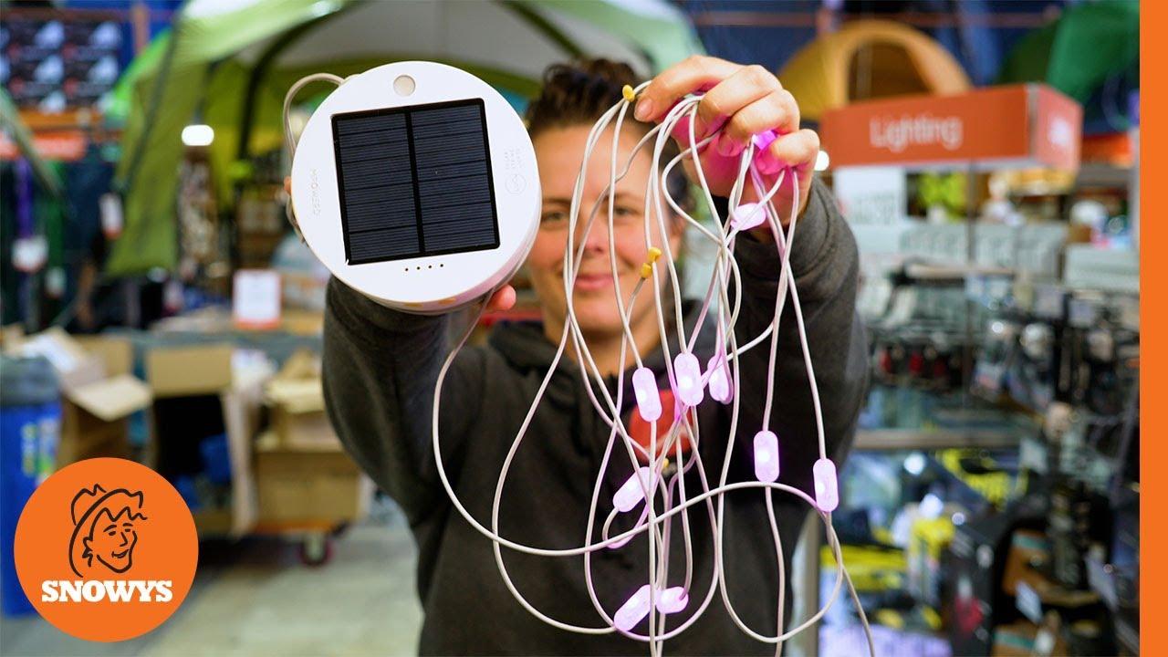 Luci Colour Solar String Lights