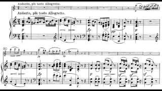 Beethoven: Violin Sonata no. 2 in A major, op 12 no. 2