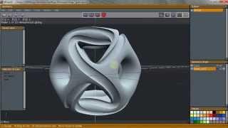 Wings3d: A David Brinnen model [Luxology Modo]