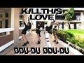 ddu-du ddu-du x kill this love mashup dance cover philippines | checkmate