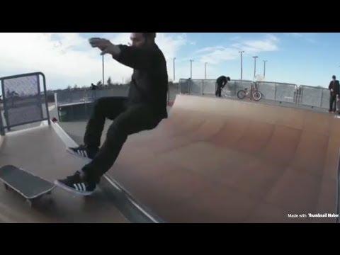 Tanner Skatepark Mini Ramp