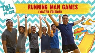 TSL Plays: Running Man Games (Water Edition)