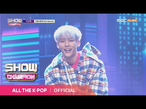 Show Champion EP.301 LEE MIN HYUK - Tonight