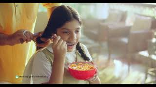 Kellogg Cornflakes Father Daughter TVC 30 Sec Hindi