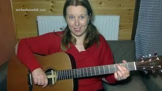 Vánoční (Machette, Blitzen) - lekce kytary