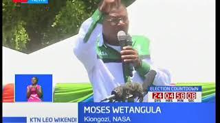 Kampeni za NASA : Raila Odinga bado ashikilia msimamo kuwa Ezra Chiloba lazma aende