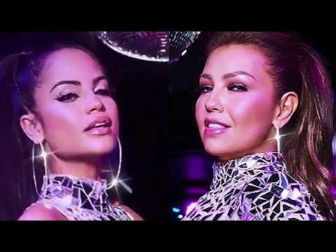 No Me Acuerdo - Thalía y Natti Natasha Letra / English Lyrics