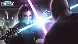What if Anakin Fought Mace Windu? - Star Wars Theory