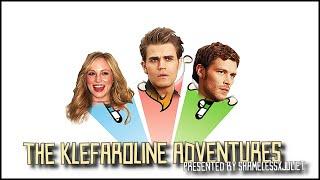 Klaus, Caroline & Stefan | Wow, You Had A Friend! {HUMOR}