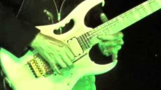 Steve Vai Bad Horsie Video