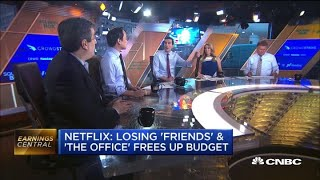 Netflix: Losing 'Friends' and 'The Office' frees up budget