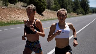 Liv Westphal - 5k Race Simulation in Flagstaff, AZ