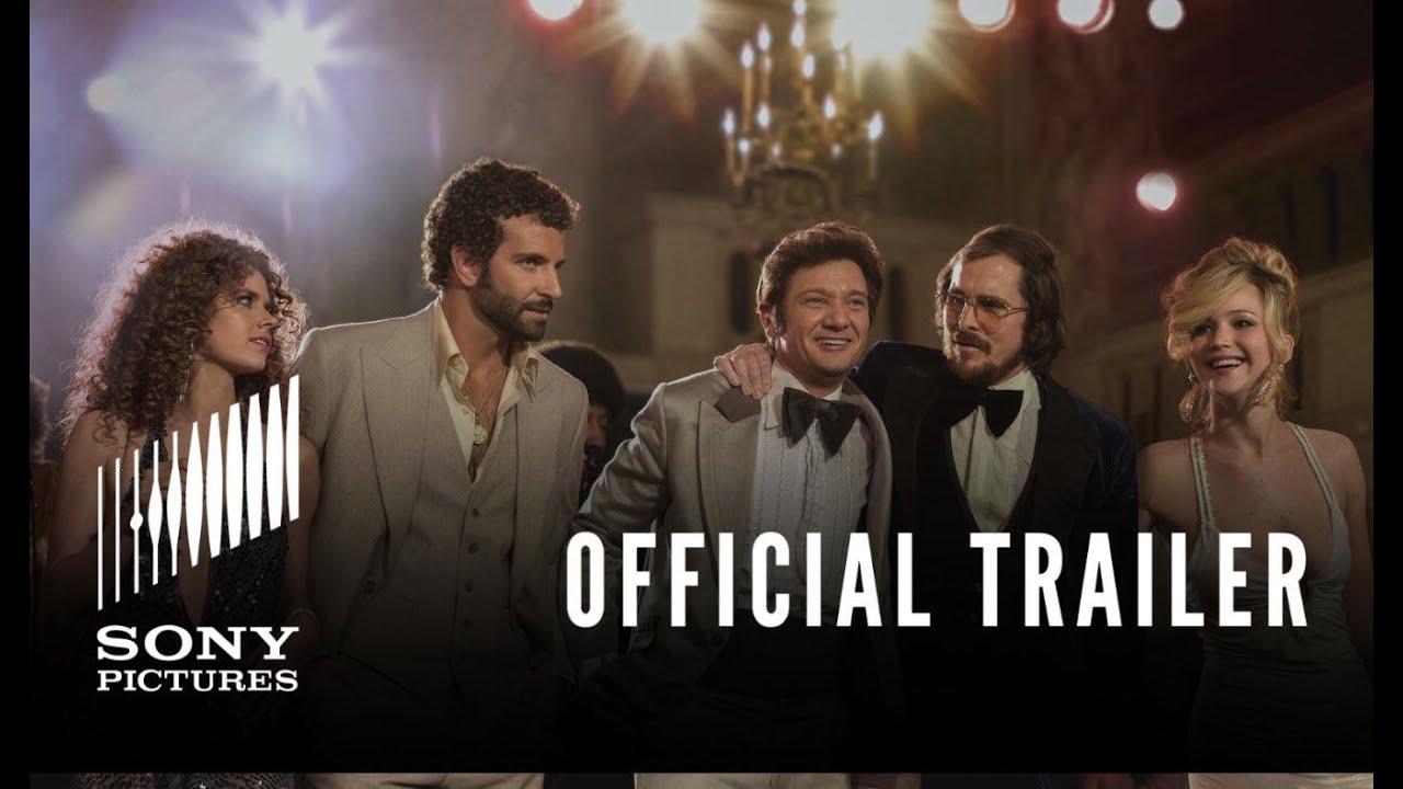 Trailer för American Hustle