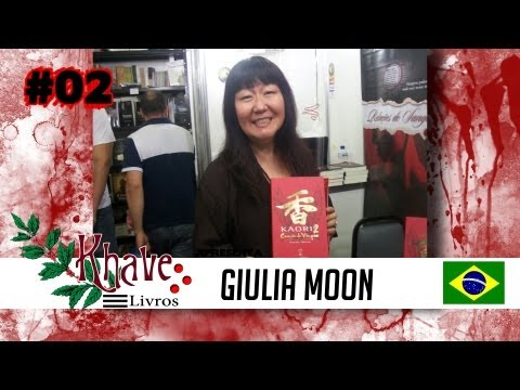 Khave Livros - 1x02 - Giulia Moon - Kaori