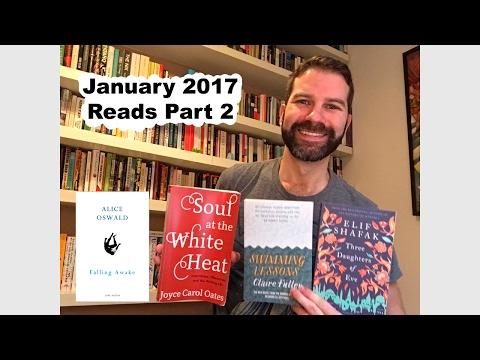 Reading Wrap Up / January 2017 Part 2