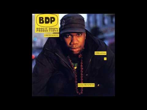Boogie Down Productions - Edutainment - FULL ALBUM