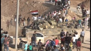 SYRIA: SAA takes control of new settlements