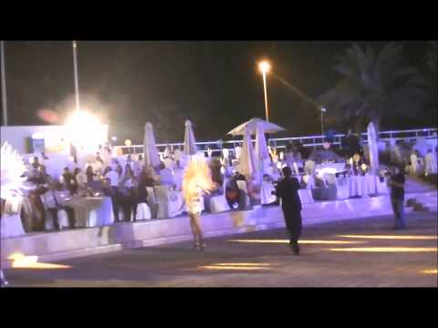 Samba Show - Etihad Airlines Event in Abu Dhabi