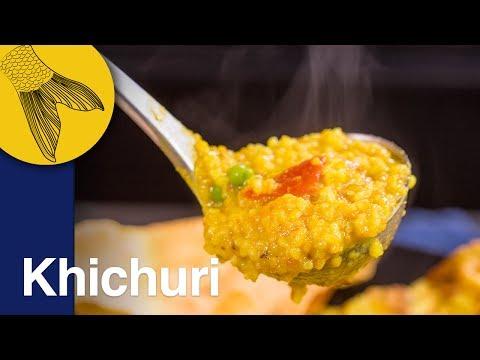 Khichuri | Bhoger Khichuri | Bengali Khichuri or Khichri Recipe