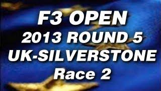 Formula3 - Silverstone2013 Race 2 Full Race