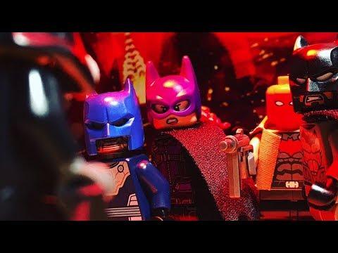 Lego Batman (S2) Episode 4: Hush Part 1