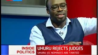 Uhuru Kenyatta renews war with CJ Maraga | INSIDE POLITICS