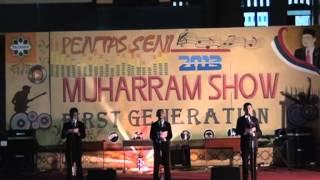 Tazakka TV: Muharram Show, #1 Hadroh, MC, Qori, Sambutan Ketua