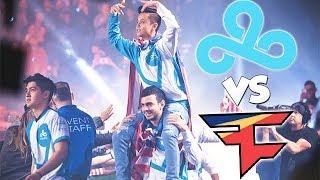 Descargar MP3 de Finals Bo3 Faze Vs Cloud9 League Major Csgo Boston 2018