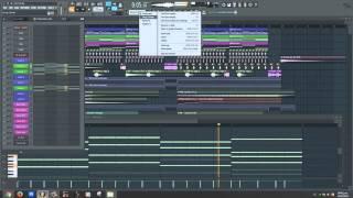 Thomas Gold x Rico & Miella   On Fire Original Mix FL Studio Remake + FLP