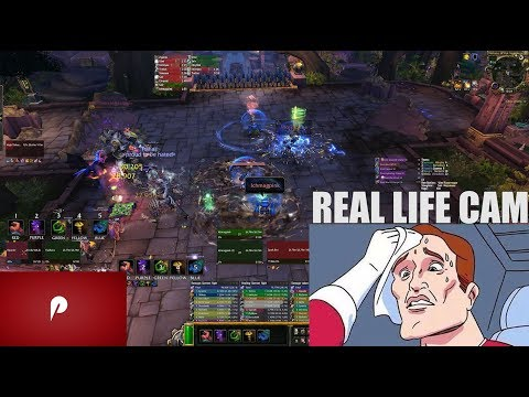 p2bh Video: p2bh vs Battle of Dazar'alor - High Tinker Mekkatorque Mythic
