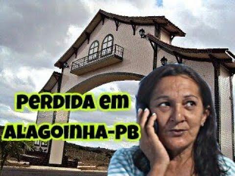 Perdida em Alagoinha-PB!
