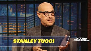 Stanley Tucci Was Completely Shocked by SNL