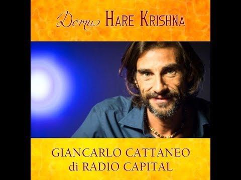 RADIO CAPITAL | GIANCARLO CATTANEO per DOMUS HARE KRISHNA