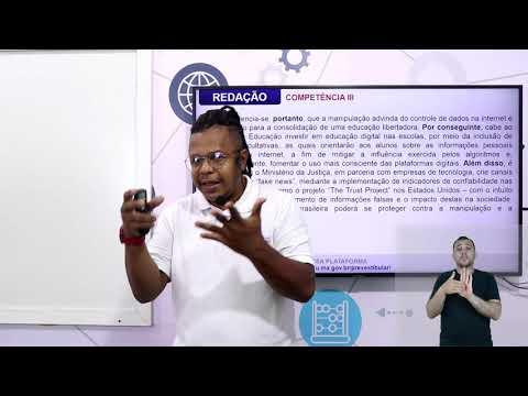 Aula 06 | Competência III: Desenvolvimento I - Parte 03 de 03 - Análise de Redação