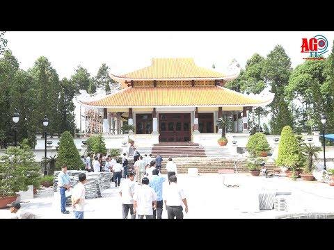 Khảo sát công trình trùng tu Khu lưu niệm Chủ tịch Tôn Đức Thắng