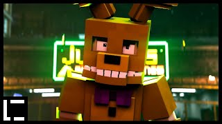 Drawn to the Bitter 2 : Charlotte   FNAF Minecraft Animated Short Film