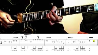 Four Basic Blues Licks – 2nd Position